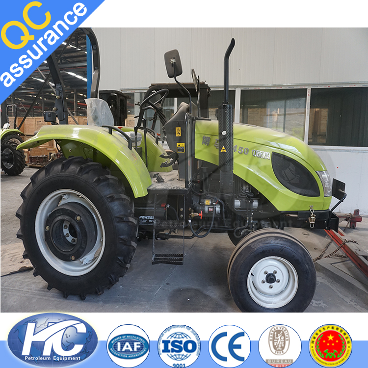 Top Quality 45HP Mini Farm Tractor / Garden Tractor / Power Trailer Tractor