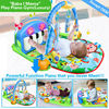 2015 new design baby play mat piano baby play mat baby play mat with sides