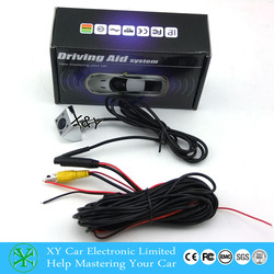 Back up punch car camera with CE XY-1677