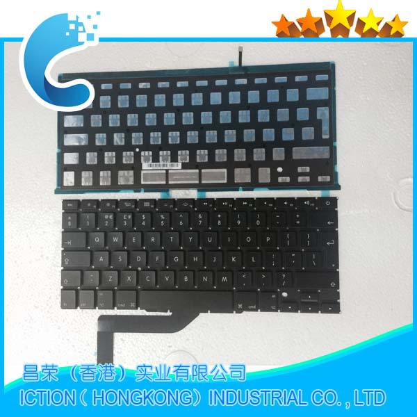 Wholesale For Apple Macbook A1398 Keyboard , A1398 Keyboard US/UK/French/German/Russian/Spanish Layout