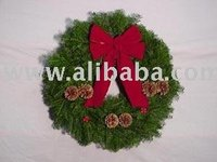 Maine Balsam Christmas Wreath Fir Wreaths