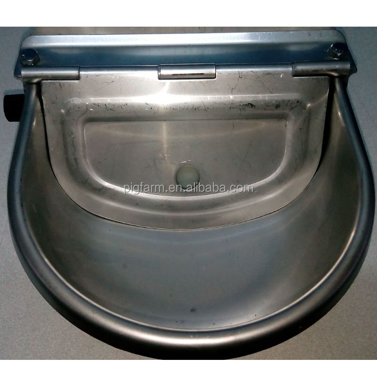 Automatic animal drinking bowl for sheep/horse/cattle/goat