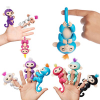 Interactive Baby Monkey Little Baby Fingerlings