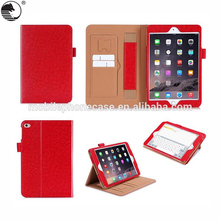 Leather Shockproof Tablet Cover Funky Solid Flip Tablet Case For iPad Mini 4