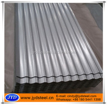 corrugated galvalume steel sheet aluzinc roof materials