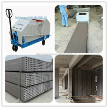 Concrete Lightweight Wall Panel extruder/Block making machine