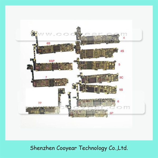 New Main Logic Motherboard Bare Board Replacement for iphone6g