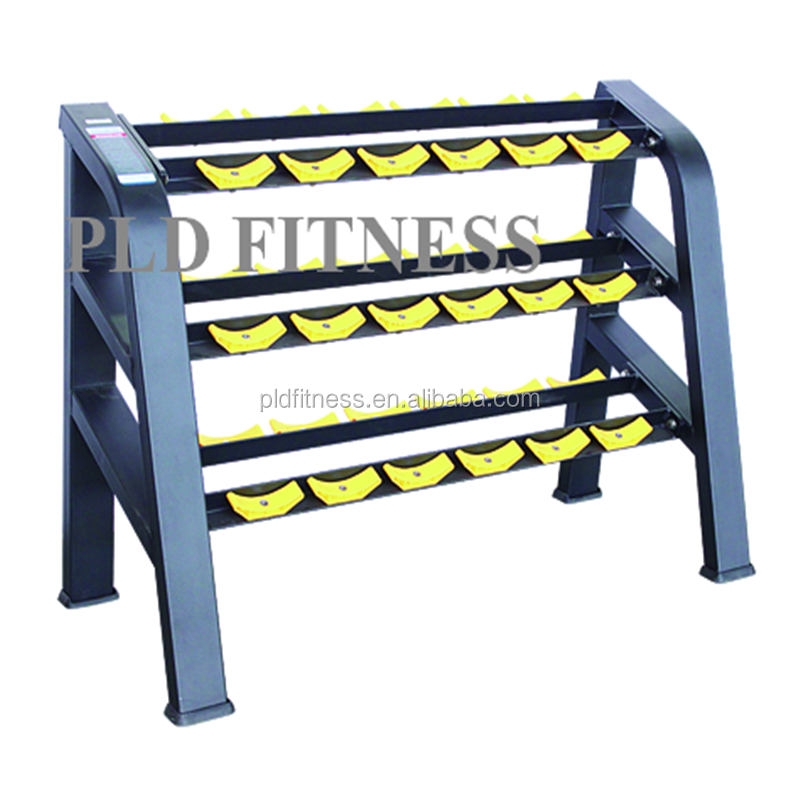 (PLD-073)Made in china good quality dumbell rack
