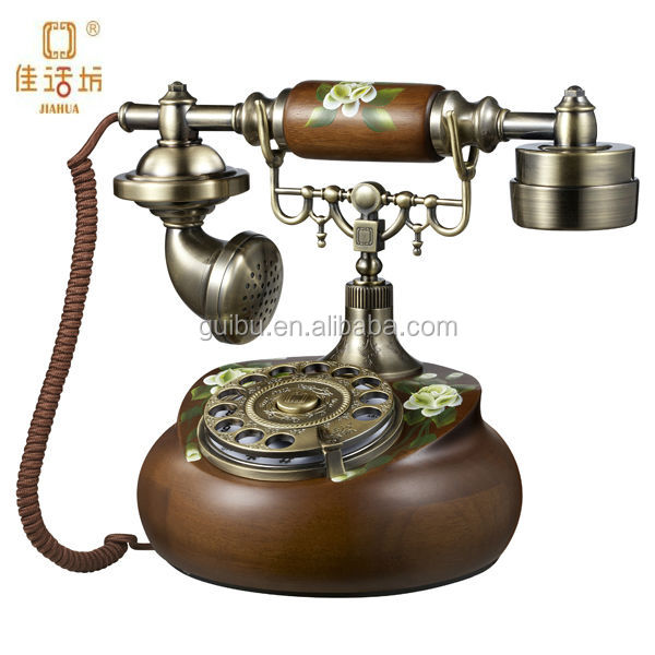 Decorative Telephone for Promotion Gift Decoration
