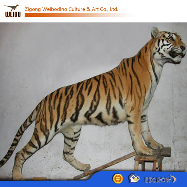 3 m Long Simulation Tiger with Sound and Movements for Sale