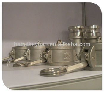 304,316 stainless steel hydraulic quick couplings