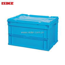 foldable plastic shipping container