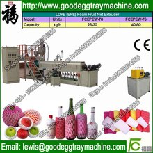 Apples Foam Protect Sleeve Net making machinery