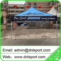 Multi-function 3x3m strong Aluminum frame folding gazebo,waterproof tent,quick up tent