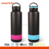 Everich 18oz/32oz/40oz Wide Mouth Double Wall Stainless Steel Vacuum Water Bottle