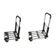 Buy China platform hand trolley truck for warehouse