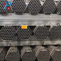 SS400 Erw Zinc Coated Galvanized Steel Pipe