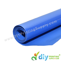 Flock Vinyl Transfer Film (Blue)