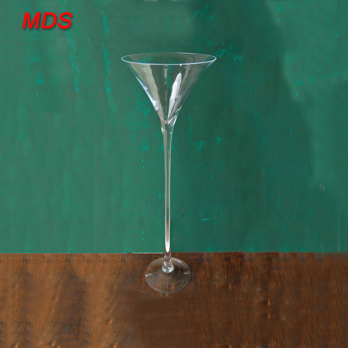 Wedding centerpieces cheap different types glass martini vase