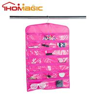 Manufacturer decorative fashion designed cosmetic organizer and makeup storage