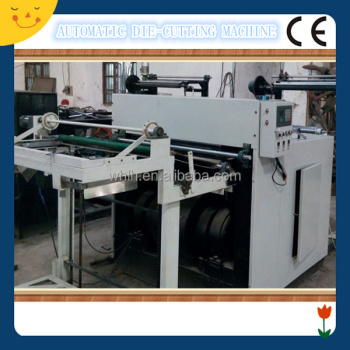 Manufacture Automatic CNC CO2 Laser Rotary Die Cutting Machine for Cylindrical Board
