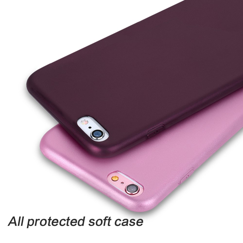 High Quality Luxury Customized Silicone Phone Cover Case For Apple Iphone 6s