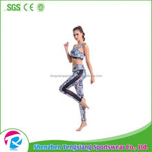 High Quality Colorful Yogo Fitness Yoga Pants New Sexy Women