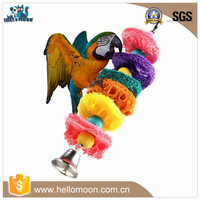 Aliexpress Hot Selling Eco-friendly Bird Toys Parrot