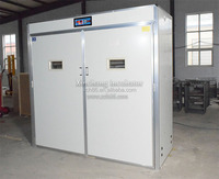 5280 eggs incubator with high quality egg turning system