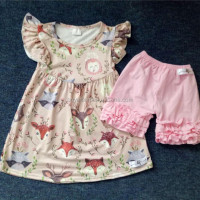 Cool Childrens Clothing Sets Short Sleeved