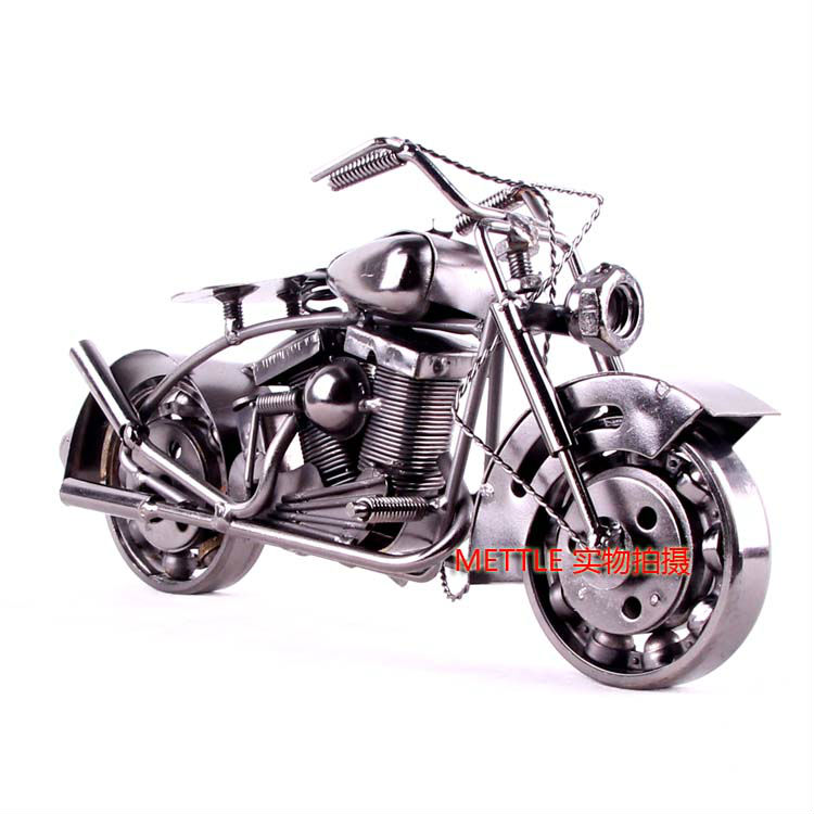 metal crafts home decoration motorcycle model M22