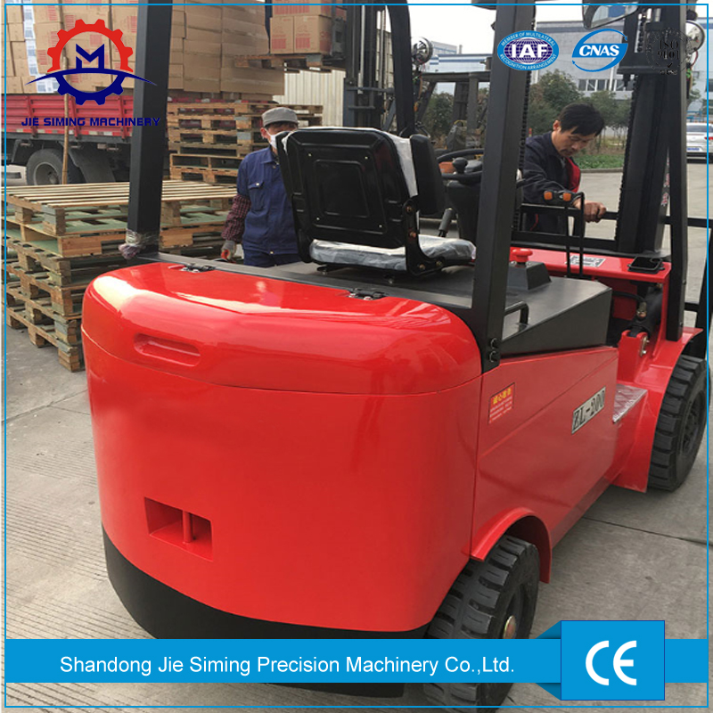 Cheap price Four Wheels Electric Forklift electric lift truck electric fork lift truck
