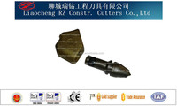C31HD Rotary rig spare parts,C31HD drill bit teeth foundation conical tools