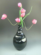 Promotional new design home decoration flower vase ceramic