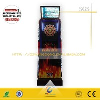 Quality product (WD-DM001) coin operated dart boards,electronic dart machine,dart boards sale