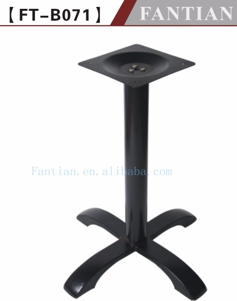 hot sale modern design high quality No folding antique industrial metal table legs protectors