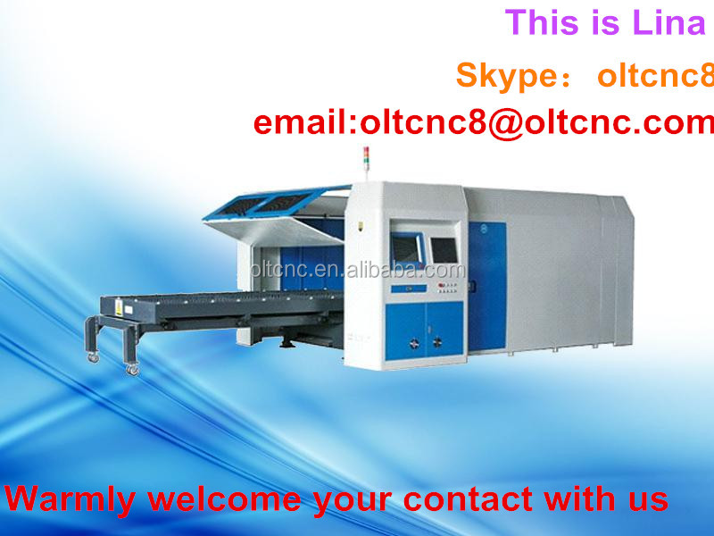 New Fiber laser cutting machine for cut 30mm stainless steel JQ laser