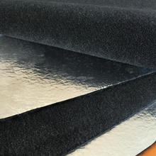 Factory supply customized size industrial Industry roofing felt composite non woven felt construction material