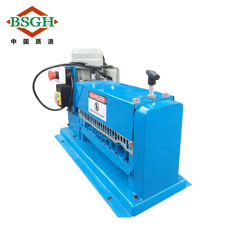 High-tech Scrap Copper Wire Stripper / Copper Wire Stripping Machine ...