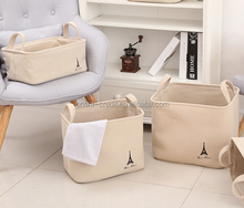 High Quality New Fashion Non Woven Felt Fabric Stackable Triangle Shaped Kids Spare Parts Storage Bin Manufacturer In China Oem