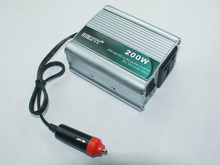 Must Solar Micro Car Power Inverter 200W Power Supply with led Light