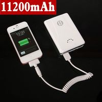 power bank case for premier i9260 11200 mAh wirelsee mobile charger for smart phones and tabletsHIGH QUALITY power bank