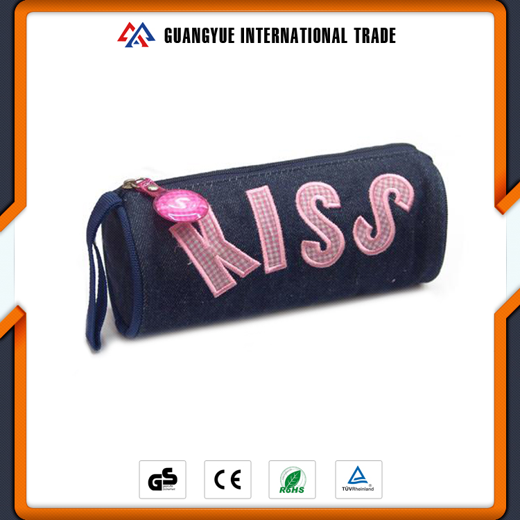 Guangyue Most Popular Promotion Fashion Custom Pencil Bag For Students