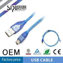 SIPU mini usb speaker cable for mp3/4 mobile phone 2.0