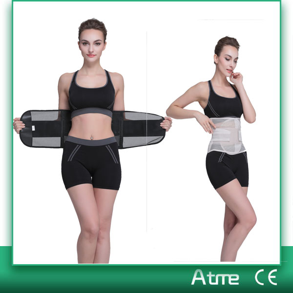 Hot Sale Natual Waist Belt Abdominal Binder Support Slimming Stomach Tummy Belt Postpartum