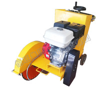 mini road cutter/concrete road saw cutting machine