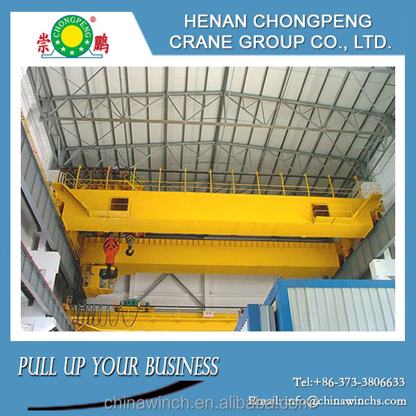 QD Double Beam Electric Hanger Bridge Girder Crane
