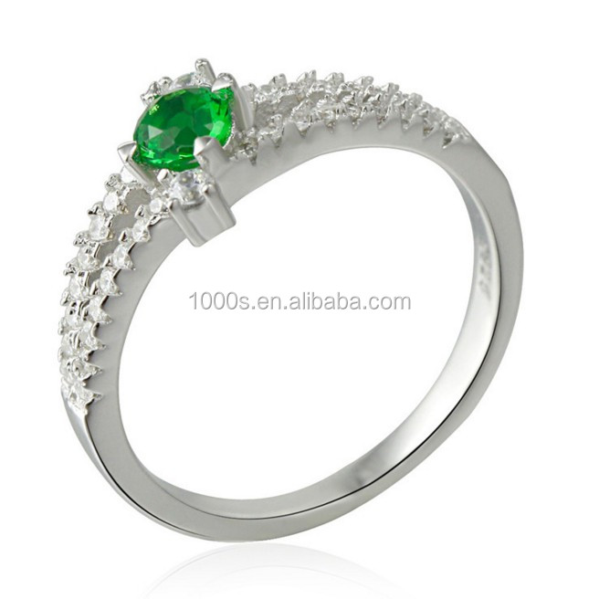 Best gift ring! Classical silver jewelry 925 factory directly wholesale