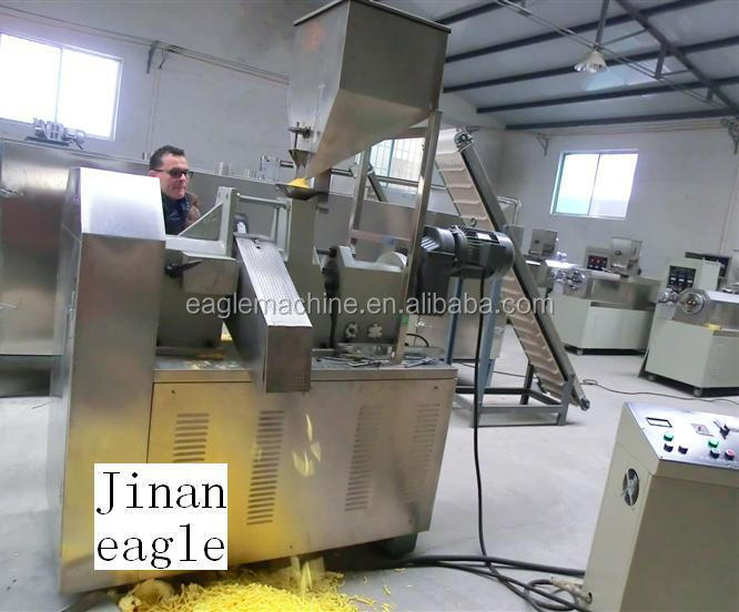 Jinan eagle DP 76 Extruded <strong>Corn</strong> Cheetos/kurkure/Nik naks machine/equipment/ production line/making factory in china