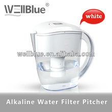 Shenzhen Wellblue Enhanced Water Purifier Pitcher With Nature Mineral Ball For Better Life